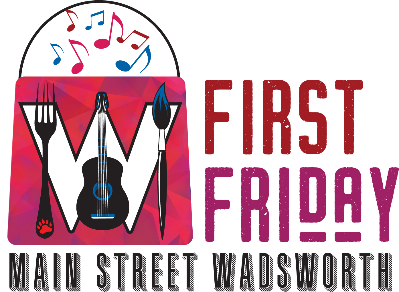 Image result for main street wadsworth first friday